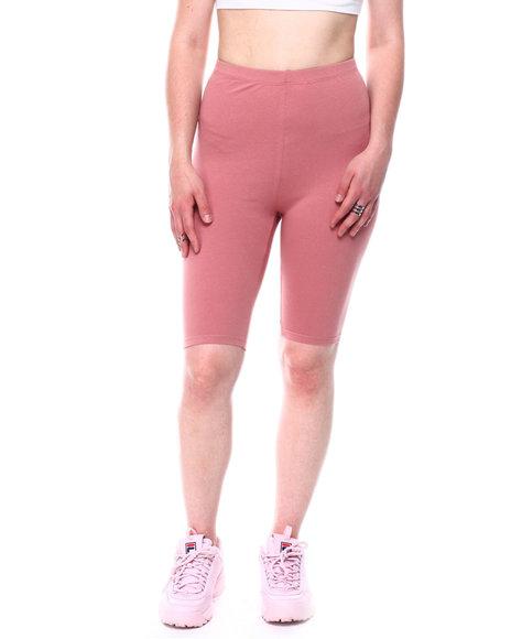 Red Fox - Basic Biker Short(Plus)