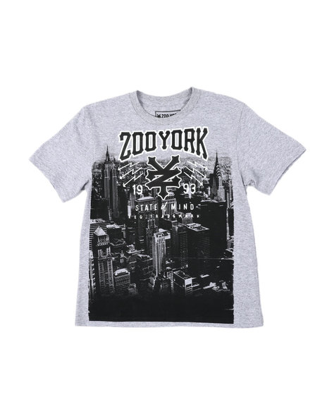 Zoo York - Graphic Tee (8-20)