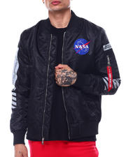 WT02 - Nasa Unpadded Bomber Jacket-2492291