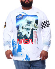 Buyers Picks - Nasa Astronaut Long Sleeve T-Shirt (B&T)-2488027