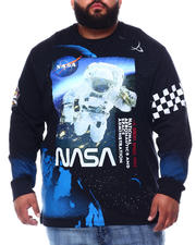 Buyers Picks - Nasa Astronaut Long Sleeve T-Shirt (B&T)-2488031