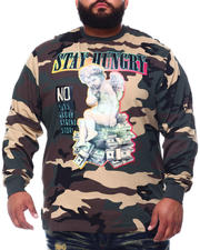 Buyers Picks - Stay Hungry Camo Long Sleeve T-Shirt (B&T)-2488047