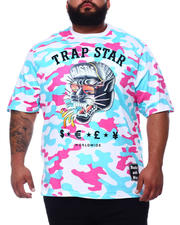 Buyers Picks - Trap Star Hustle Tiger T-Shirt (B&T)-2488051