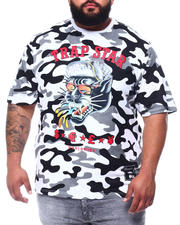 Buyers Picks - Trap Star Hustle Tiger T-Shirt (B&T)-2488087