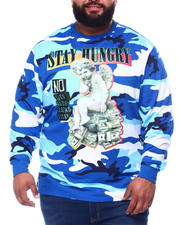 Buyers Picks - Stay Hungry Camo Long Sleeve T-Shirt (B&T)-2488099