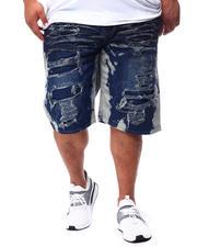 Buyers Picks - Rip & Repair Bleached Shorts (B&T)-2476027