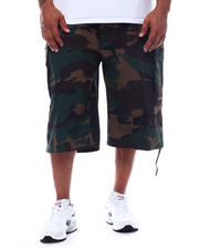 Men - Army Cargo Shorts (B&T)-2488174