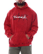Diamond Supply Co - Slayer Pullover Hoodie (B&T)-2492956