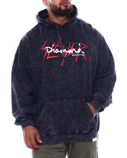 Diamond Supply Co - Slayer Pullover Hoodie (B&T)-2492960
