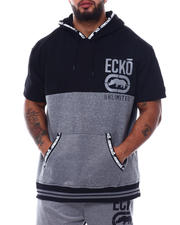 Ecko - Blocked Out S/S Hooded Knit (B&T)-2493252