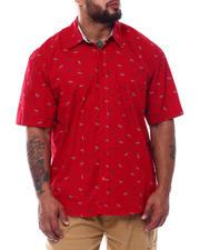 Buyers Picks - Sunglasses S/S Woven Shirt (B&T)-2493261