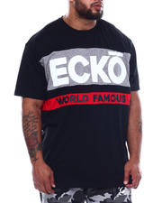 Ecko - Loud And Proud S/S Knit (B&T)-2493067