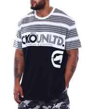 Ecko - Game Changer S/S Knit (B&T)-2493087