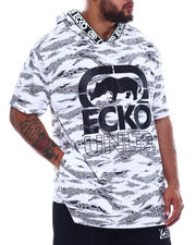 Ecko - Savage Style S/S Hooded Knit (B&T)-2493232