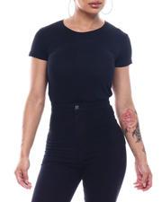 Fashion Lab - S/S Crew Neck T-Shirt-2492118
