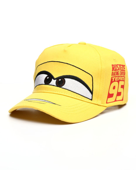 Arcade Styles - Cars 3 Cruz Big Face Cap