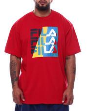 Fila - Veldez S/S Tee (B&T)-2493293