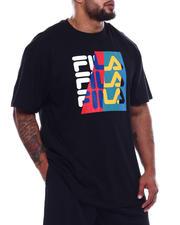 Fila - Veldez S/S Tee (B&T)-2493299