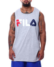 Fila - Screen Tank Top (B&T)-2493317