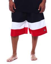 Fila - Color Block Swim Shorts (B&T)-2493323