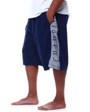 Big & Tall Faves - Side Stripe Swim Trunk Shorts (B&T)-2493426