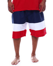 Fila - Color Block Swim Shorts (B&T)-2493329
