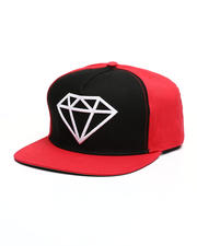Diamond Supply Co - Diamond Supply 2Tone Rock Snapback Hat-2493830