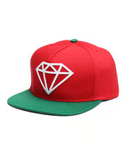 Diamond Supply Co - Diamond Supply 2Tone Rock Snapback Hat-2493837