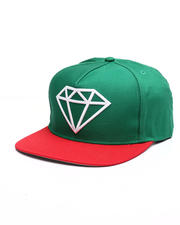 Diamond Supply Co - Diamond Supply 2Tone Rock Snapback Hat-2493838