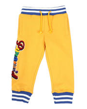 Sizes 2T-4T - Toddler - Pyramid Hungry Drawstring Jogger Pants (2T-4T)-2490863