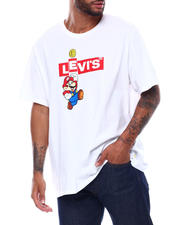 Mens-Holiday - MARIO BOXTAB Tee-2493576