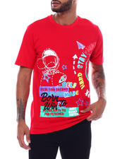 Buyers Picks - Space Embroidered Tee-2494000