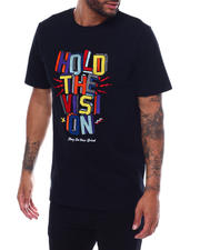 Buyers Picks - HOLD THE VISION EMBROIDERED TEE-2494021