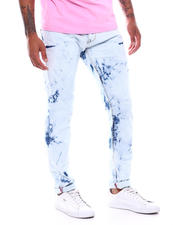 Buyers Picks - Bleach wash Stretch Skinny Jean-2493865