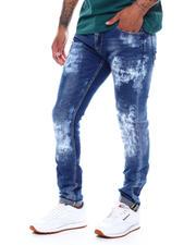 Buyers Picks - Bleach splatter Stretch Skinny Jean-2493877