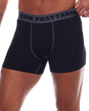 Loungewear - Phat Farm 3 In A Pack Performance Boxer Briefs-2492447