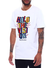 Buyers Picks - HOLD THE VISION EMBROIDERED TEE-2494035