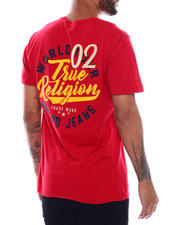 Men - 02 TR CREW NECK Tee-2494207
