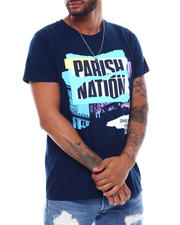 Parish - Engineer print SS tee-2494283
