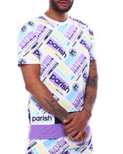 Parish - AOP cut and sewn S/S tee-2494361