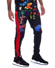 Buyers Picks - Graffiti Track Pant-2494450