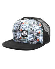 PSD UNDERWEAR - Money Diamond Trucker Hat-2494518