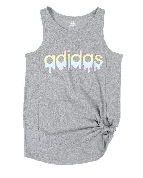 Adidas - Adidas Tie Side Tank (6-16)