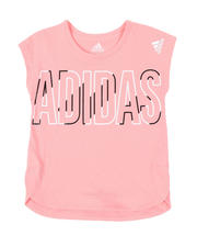 Tops - Adidas Graphic Slit Tee (2T-4T)-2494570