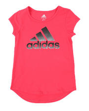 Adidas - Adidas A1 Scoop Neck Tee (7-16)-2494598