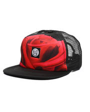 PSD UNDERWEAR - Red Rose Trucker Hat-2494516