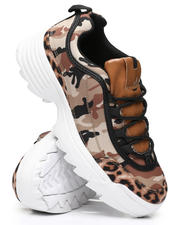 Qupid - Animal Camo Sneakers-2494738