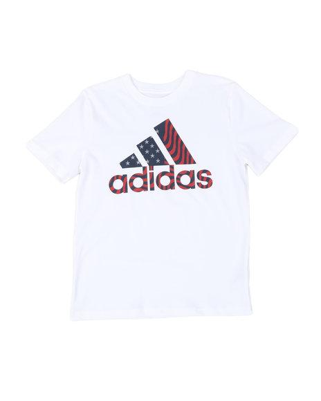 Adidas - USA Adidas Tee (8-20)