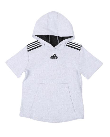 Adidas - 3S Tape Hooded Tee (7-20)