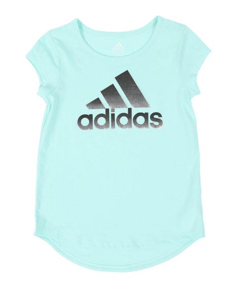 Adidas - Adidas A1 Scoop Neck Tee (7-16)
